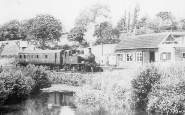 1451 Hemyock 15th June 1962 Collett 1400 class