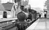 1451 Bampton Devon on the Exe Valley Line c1960 Collett 1400 class