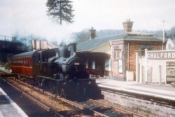 1453 Chalford Colett 1400 class