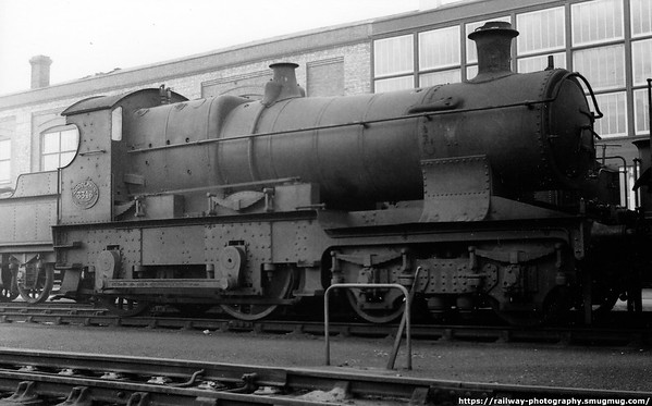 3346 Godolphin Swindon works c1931 Dean 3300 Bulldog Class