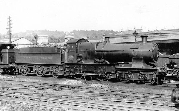 3357 Trelawny Dean 3300 Bulldog Class