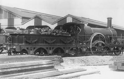 GWR Broad Gauge era 183?-1892