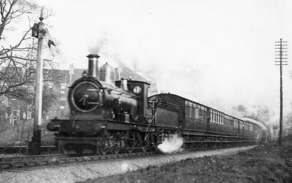 3521 class in standard gauge form