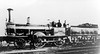 107 built by Fairbairn in 1855 and came to the GWR in 1860 when the Birkenhead was jointly acquired by the GWR and LNWR
