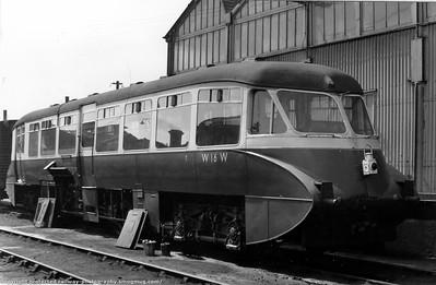 GWR Steam and Diesel Rail motors