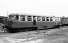 W21W Swindon 21st June 1964 GWR railcars