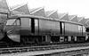 W17W Parcels car Swindon March 1961 built Gloucester RCW 1936
