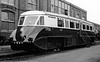 W4W (No 4) restored to GWR Livery Swindon Works March 1960 Built Park Royal 1934