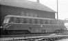 W22W (in BR Whisker livery) GWR railcars (2)