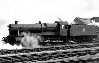1941-1949 GWR Frederick Hawksworth
