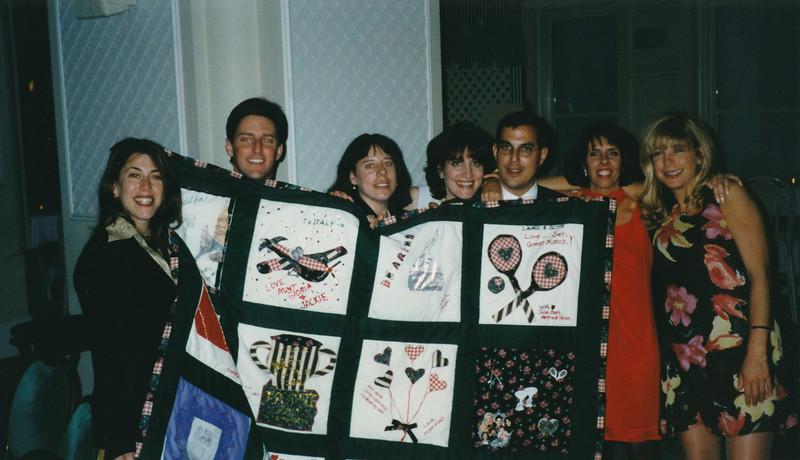 1997 05 Laurie's Rehearsal Dinner