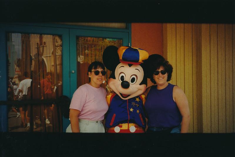 1996 06  Disneyworld Trip