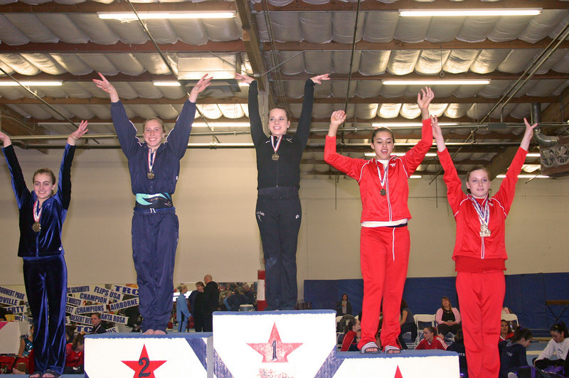 First in Vault. First on Beam. Third on Floor. First in All-Around.  Best meet of the season!