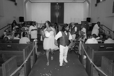 10 September 2017, Gabe and Tracy's wedding.