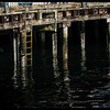 Pier with Reflections