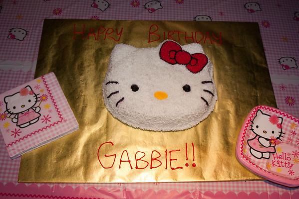 Gabriella Birthday 2011