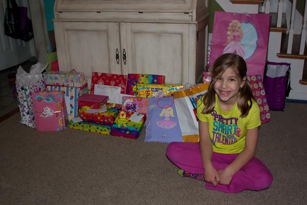 Gabriella Birthday 2013