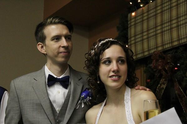 Gabrielle & Joel Nisbett's Wedding