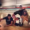 Matt Cady, Asia Monet, Ricky Palomino and Gabrielle.