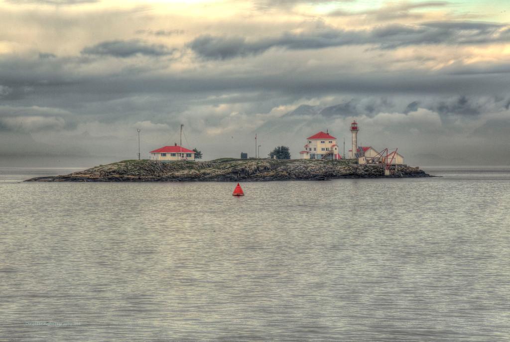 Entrance Island HDR
