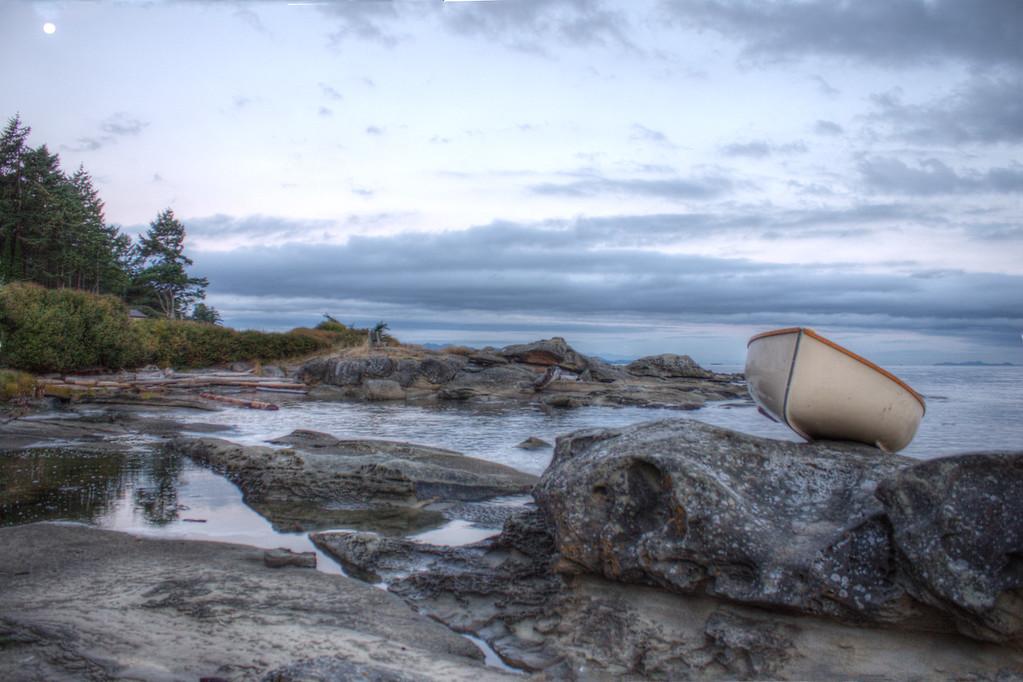 Ike's Old Boat