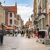 Gågaden i Wismar
