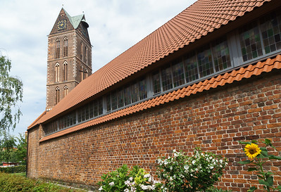 St Marien Kirche Wismar