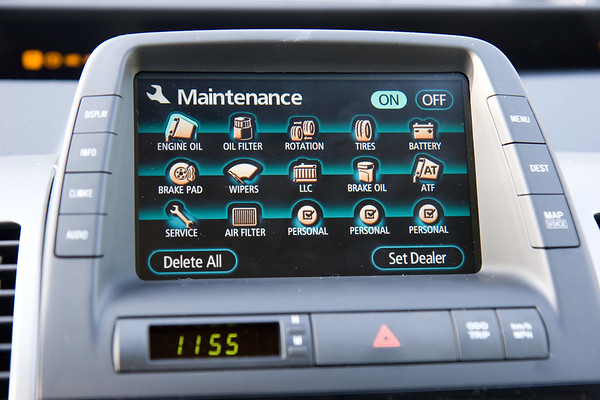 You can set up mileage or time-based reminders for all sorts of maintenance stuff. What's LLC?