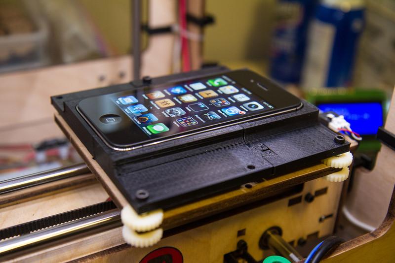 iPhone Build Platform