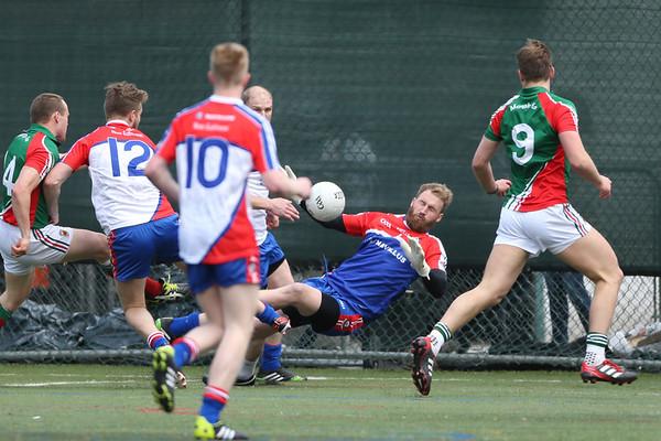 Gaelic Park Football 140504 Connacht Championship  Game