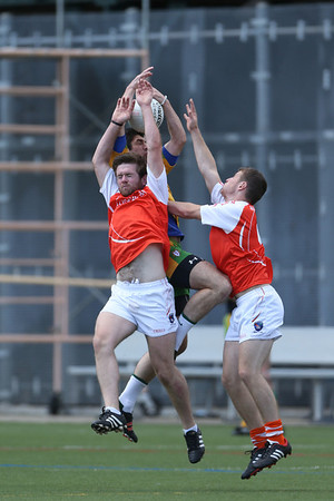 Gaelic Park Football Armagh v Donegal 130804
