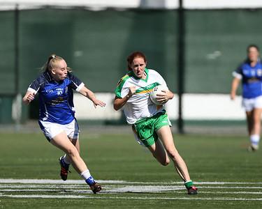 Gaelic Park Football Ladies Final Cavan v Kerry / Donegal 130804
