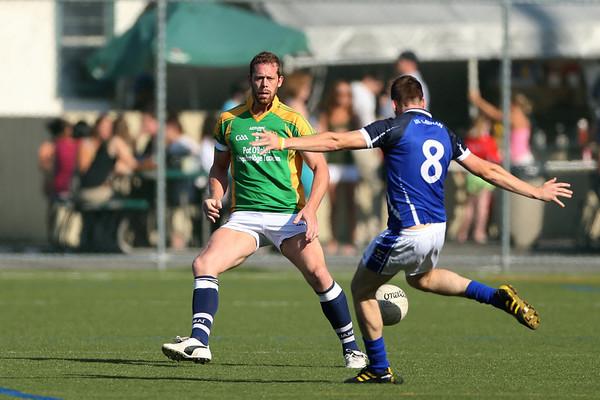Gaelic Park Football Leitrim v Cavan 120826
