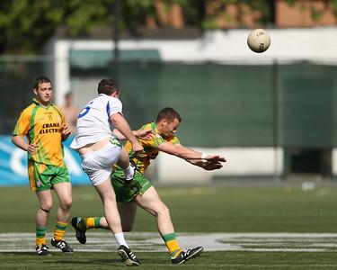 Gaelic Park Football Leitrim v Donegal 130609