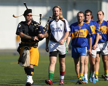 Gaelic Park Football Senior Championship Leitrim v Kerry 140928