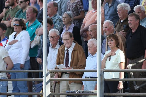 Gaelic Park Football Senior Championship Leitrim v Kerry 120916