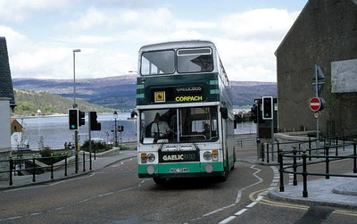 GaelicBus NOC724R Middle Rd Fort William May 95