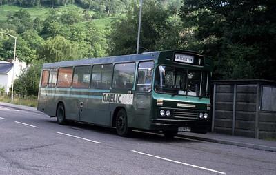 GaelicBus ESU423T Kinlochleven Jun 88