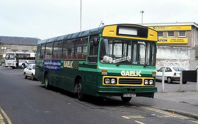 GaelicBus ESU423T Margaret St Inverness May 93
