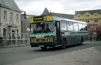 GaelicBus JGE347T Queens Pk Pde Oban May 95