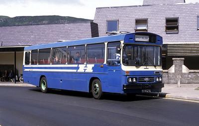 GaelicBus JGE346T Parade Fort William Jun 88