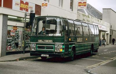 GaelicBus DJA558T Margaret St Invss May 95
