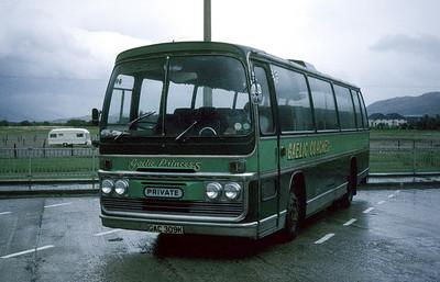 GaelicBus GAC309K Fort William Bus Stn Sep 82