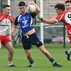 TCG Juniors beat Dulwich Harps 0-11 v 0-9 in the McAleer Rush Cup Final 2018