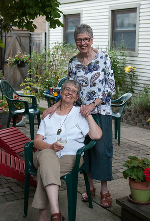Love & Marriage: Gail & Gerri Style!