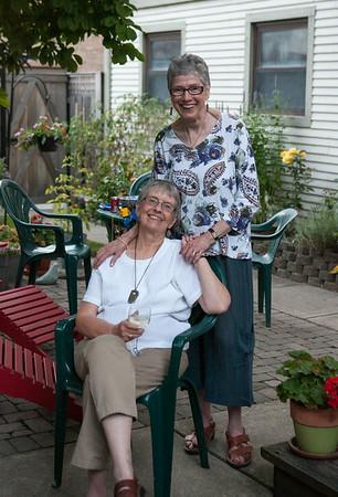 Love & Marriage: Gail & Gerri Style!