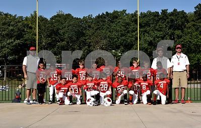 Gainesville Football/  7 U