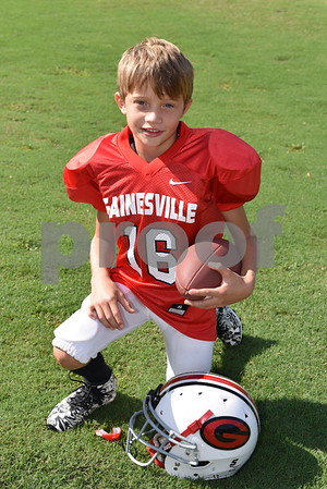 Gainesville Football: Dempsey