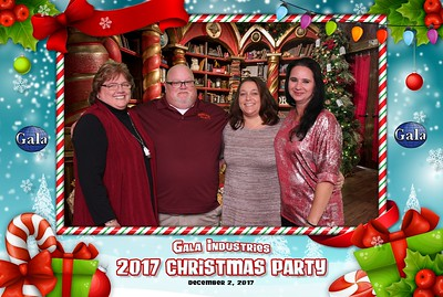 Gala Industries Christmas Party 2017