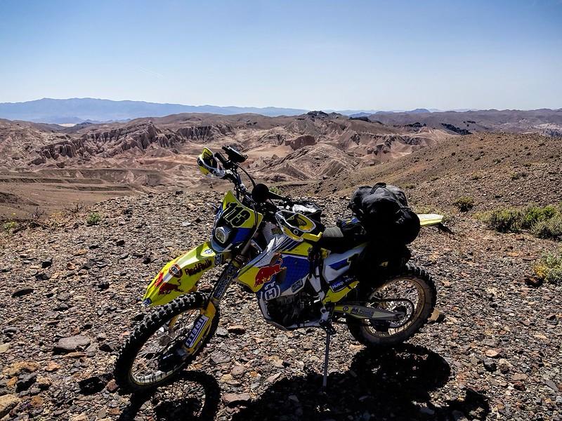 California Desert - south of Tecopa
